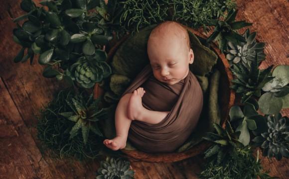 Informace k focení newborn