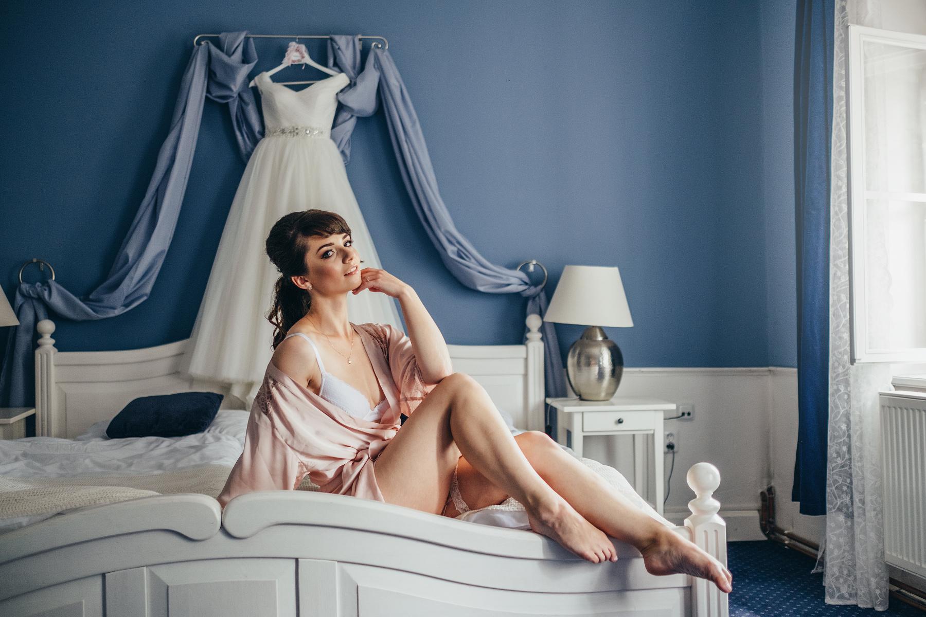 i vaše vysněné svatební šaty